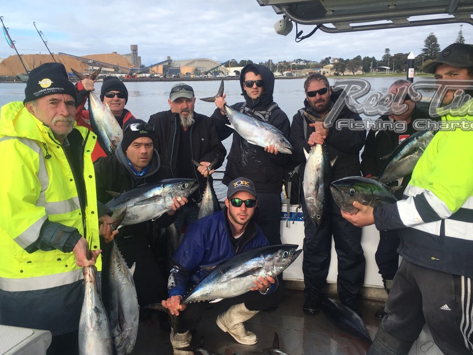 Tuna Fishing for Tuna in Portland with Matt Cini