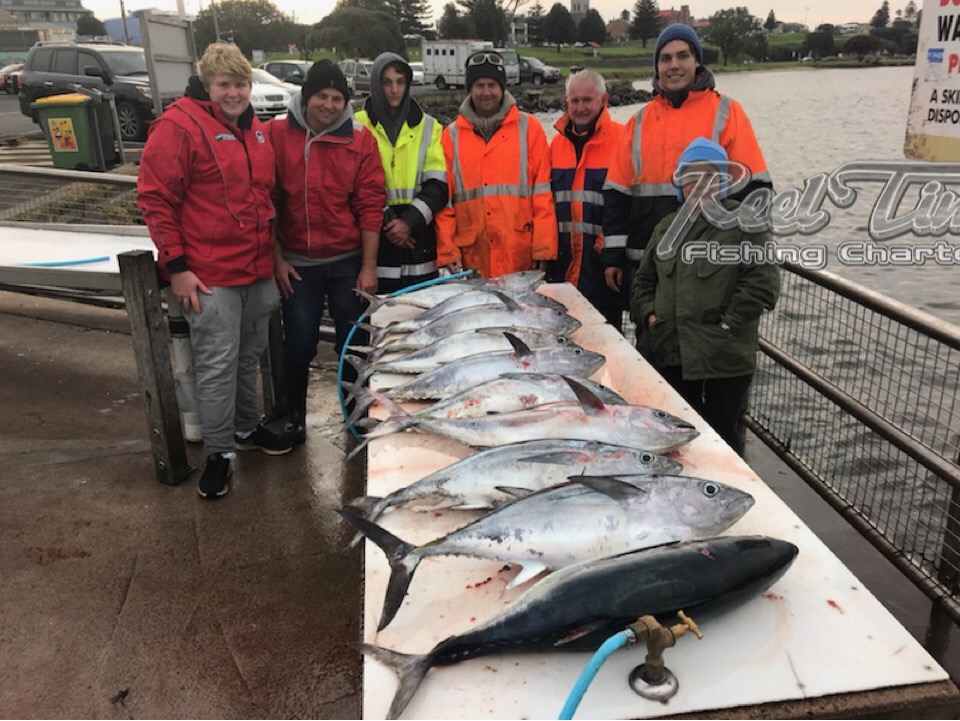 Tuna Season in Portland
