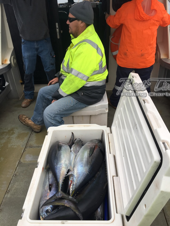 Bluefin Tuna Fishing Charters in Portland