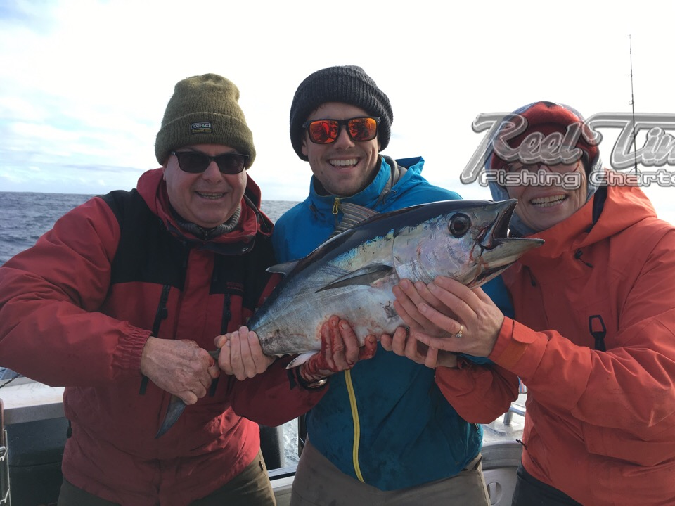 Tuna Fishing Trips in Portland