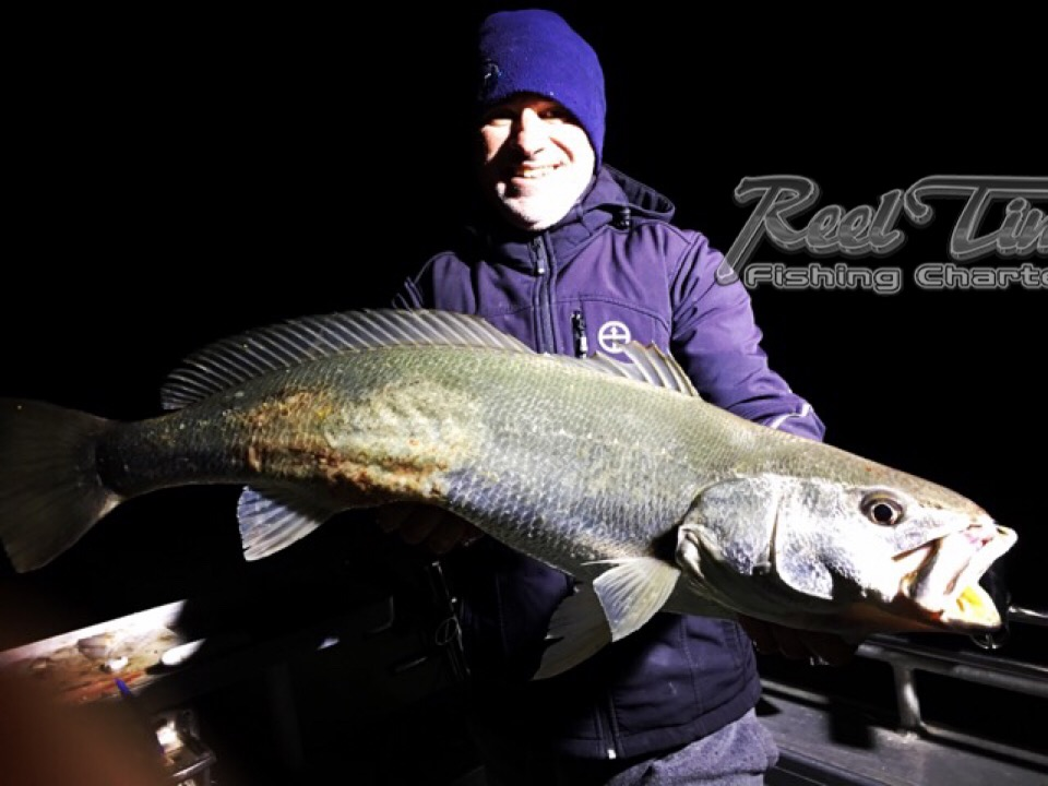 Mulloway Fishing in the Gleneld River