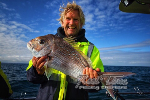 Melbourne Snapper Charters 2018
