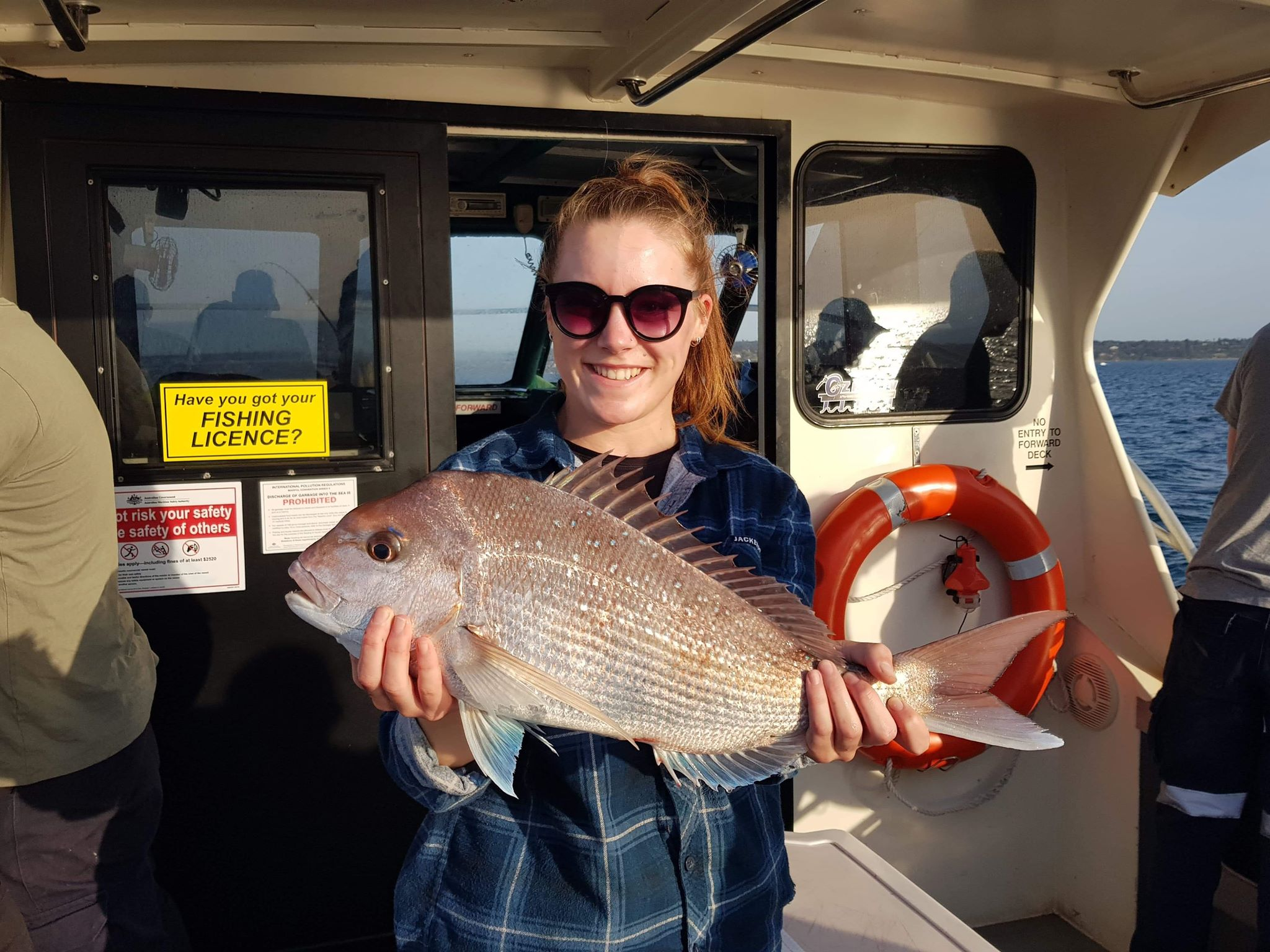 Snapper Fishing Charters Novemeber 18 to 25th 2019