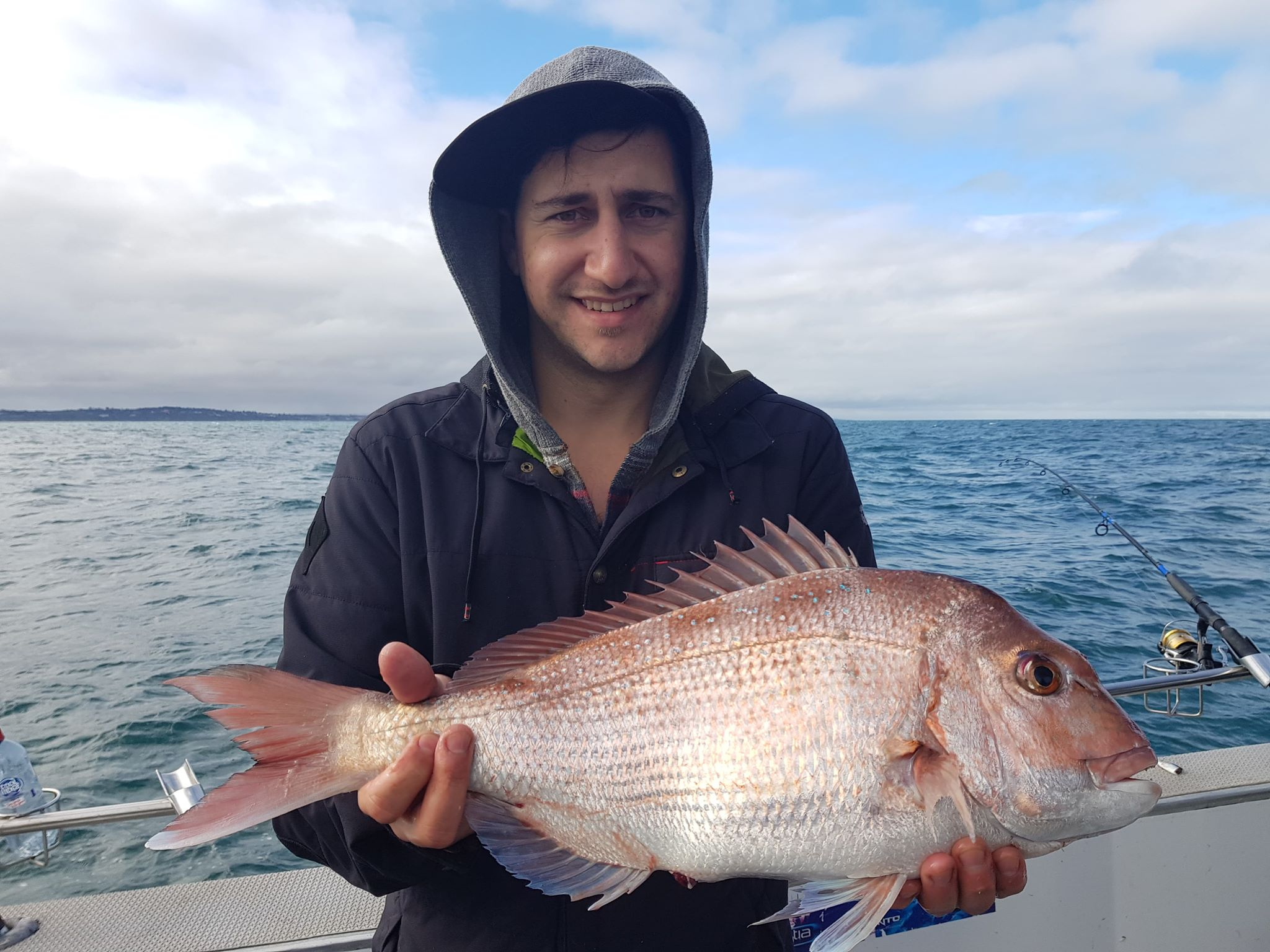 Snapper Fishing Charters/Trips in Melbourne December 2019