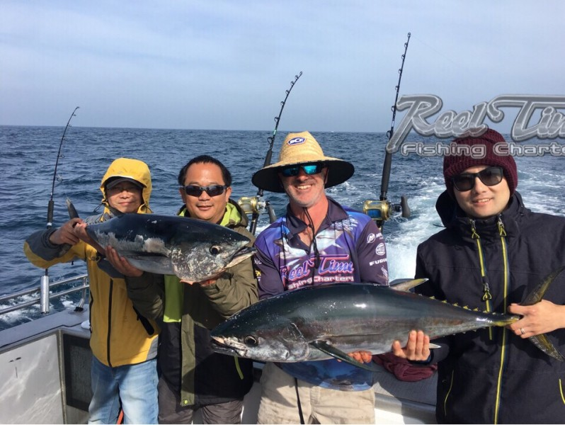 Tuna Fishing Charters in Portland 2018 001