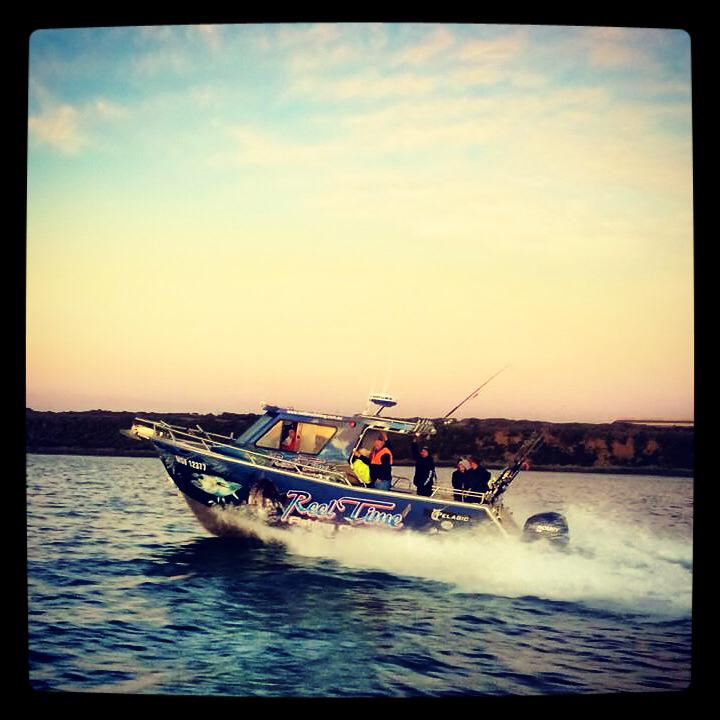 Fishing Charter Boats in Melbourne with Matt Cini